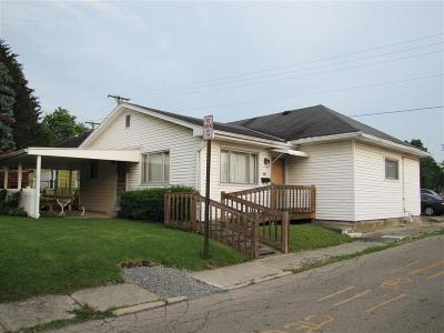 Urbana Single Family Home Contingency/Show: 221 N Locust Street