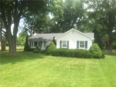 Urbana Single Family Home Contingency/Show: 2335 State Route 54