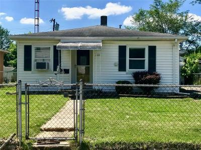 Urbana Single Family Home Contingency/Show: 850 S Walnut Street