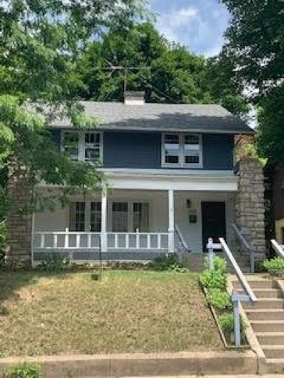 Springfield OH Single Family Home For Sale: $84,500