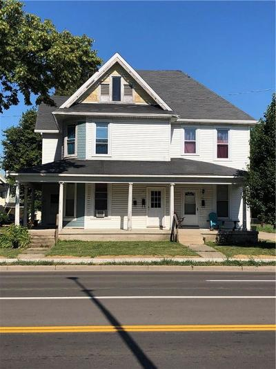 Springfield Multi Family Home For Sale: 908 S Limestone Street