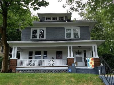 Springfield Single Family Home For Sale: 1783 S Fountain Avenue