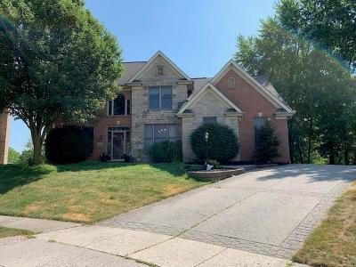Springfield Single Family Home Contingency/Show: 2440 Greystone