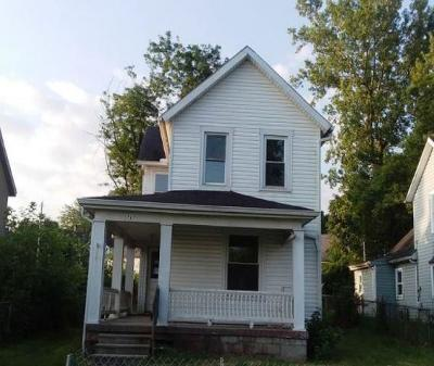 Springfield OH Single Family Home For Sale: $10,100