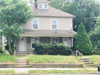 Springfield OH Multi Family Home For Sale: $38,900