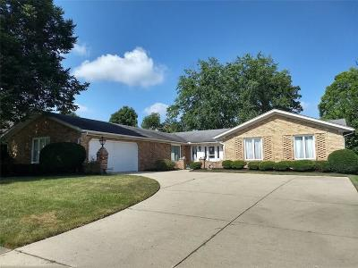 Springfield Single Family Home For Sale: 3023 W Linmuth Drive