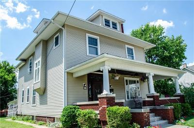 Urbana Single Family Home For Sale: 314 S Main Street