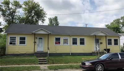 Springfield Multi Family Home For Sale: 817 Mansfield Avenue