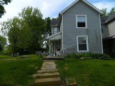 Springfield Single Family Home For Sale: 923 W Liberty Street