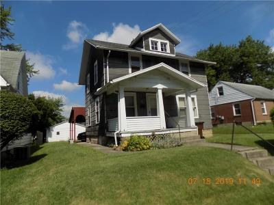 Springfield Single Family Home For Sale: 331 Bellevue Avenue