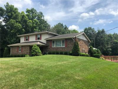 South Vienna Single Family Home For Sale: 4624 Mahar Road