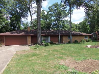 Enon Single Family Home For Sale: 6902 Tall Timber Trail