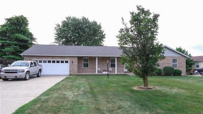 Springfield Single Family Home Contingency/Show: 3766 Petre Road