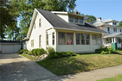Springfield Single Family Home For Sale: 117 Roosevelt