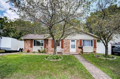 New Carlisle Single Family Home Contingency/Show: 1107 Chestnut