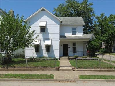 Urbana Single Family Home Contingency/Show: 246 Laurel Oak Street
