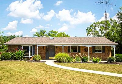 Springfield Single Family Home For Sale: 3412 Colonial Drive