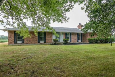 New Carlisle Single Family Home For Sale: 11855 Troy Road