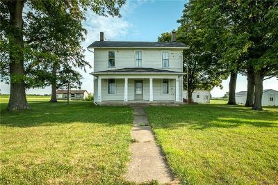 New Carlisle Single Family Home For Sale: 9138 New Carlisle