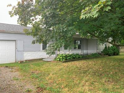 South Vienna Single Family Home Contingency/Show: 11691 Old Columbus