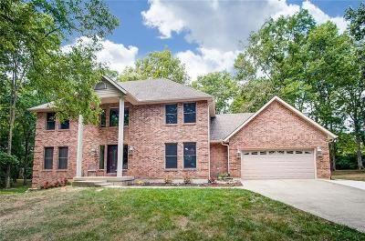 Springfield Single Family Home For Sale: 3057 Mingo Lane