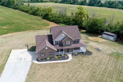 Springfield Single Family Home For Sale: 952 N Tecumseh