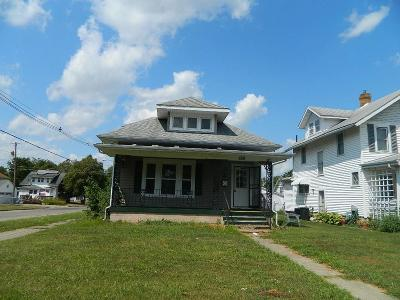 Springfield Single Family Home For Sale: 550 E Cassilly Street