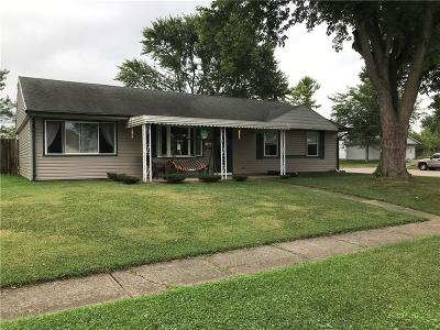 Enon Single Family Home For Sale: 4522 Caddington