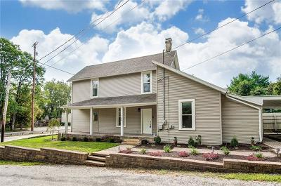 Springfield Single Family Home For Sale: 143 Upper Valley