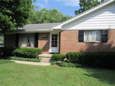 Enon Single Family Home For Sale: 7194 Stine Road