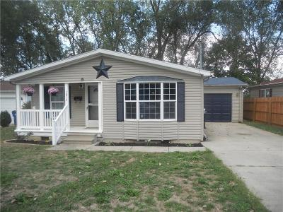 Springfield Single Family Home For Sale: 1814 Summit Street