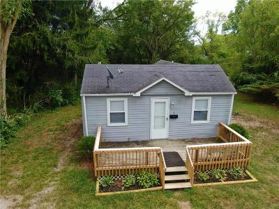 Springfield Single Family Home For Sale: 1804 Delaware