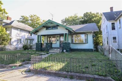 Springfield Single Family Home For Sale: 1558 Woodward