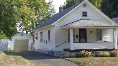 Springfield Single Family Home For Sale: 1514 Maryland Ave.