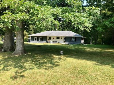 Rockford OH Single Family Home For Sale: $159,900