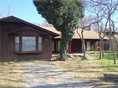 Fort Cobb Single Family Home For Sale: 210 Honey Bee Road