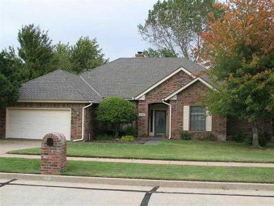 Edmond Single Family Home For Sale: 1405 Interurban Way