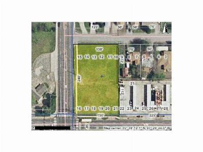 Edmond Residential Lots & Land For Sale: 831 W 2nd Street