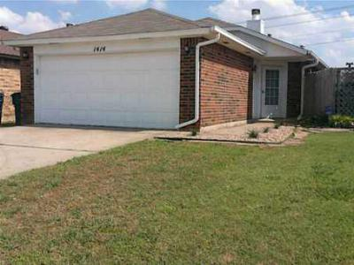 Oklahoma City OK Single Family Home Sold: $98,000