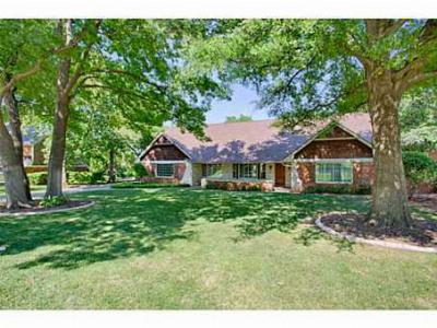 Oklahoma City OK Single Family Home Sold: $329,900