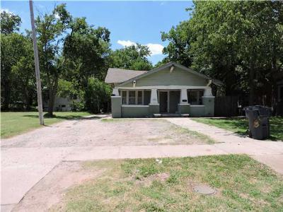 Oklahoma City Residential Lots & Land For Sale: 1417 N Ellison Avenue