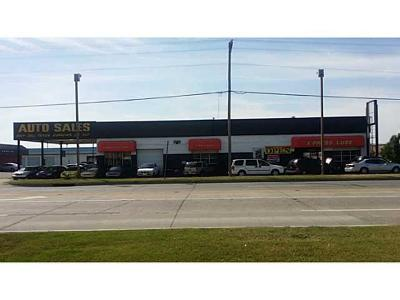 Norman Commercial For Sale: 1300 Alameda Street