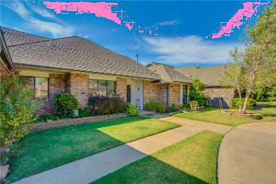 Oklahoma City OK Single Family Home Sale Pending: $235,000