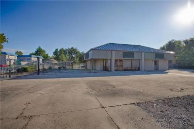 Norman Commercial For Sale: 136 Hal Muldrow Dr.