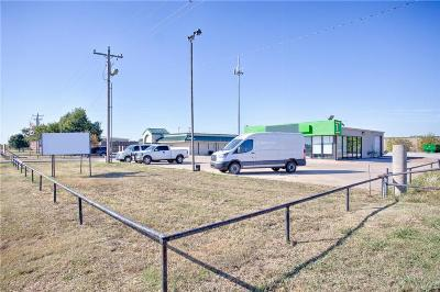 Moore Commercial For Sale: 3601 S I-35 Service Rd.