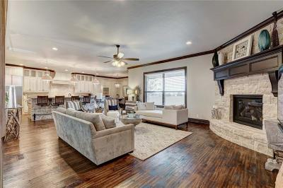 Edmond Single Family Home For Sale: 15713 Cambria Court