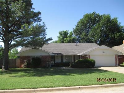 Oklahoma City Single Family Home For Sale: 4500 NW 31st Place