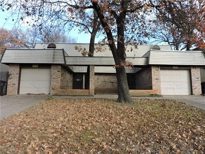 Oklahoma County Multi Family Home For Sale: 1108 N Bradley