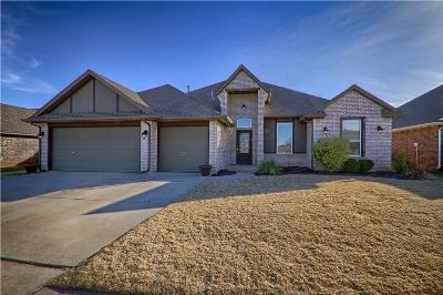 Edmond Single Family Home Sold: 2112 173rd Street