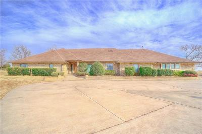 Oklahoma City Single Family Home For Sale: 14432 S Western
